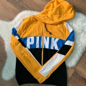 💙VS PINK Perfect Zip Up Hoodie💙